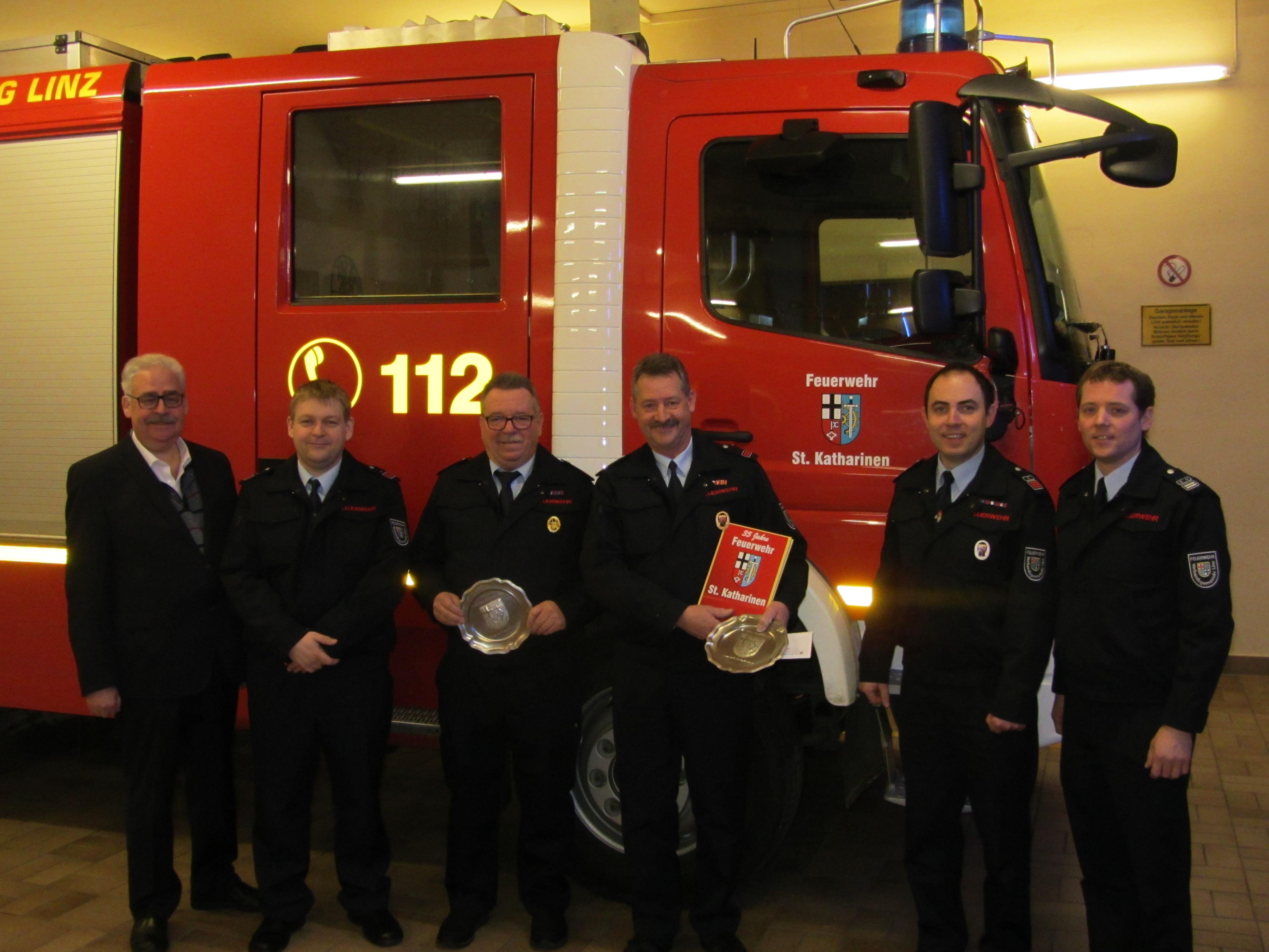 Feuerwehr St Katharinen